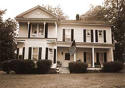 The Anthony Woodson House